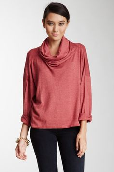 Cowl Neck Sweater  by Planet on @HauteLook