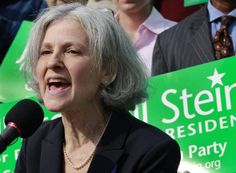 USA TODAY Column: Meet Green Party Presidential Candidate Jill Stein
