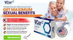 VCor Male Enhancement supplement falls in the class of male improvement supplement that empowers your body to battle with Ed issues. Its fixings are regular so it gets simple for the clients to take the choice. Buy Vcor Male Enhancement online from here http://www.greathealthreview.com/vcor-male-enhancement/