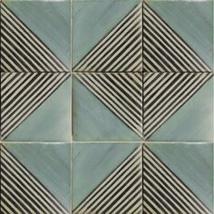 Classic-meets- contemporary blue tile with graphic pattern. Grafico 2 royal blue… Classic-meets- contemporary blue tile with graphic pattern. Grafico 2 royal blue & charcoal on off white. Graphic Patterns, Tile Patterns, Textures Patterns, Modern Patterns, Floor Patterns, Blue Tiles, Stone Tiles, Cement Tiles, Kitchen Tiles