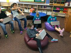 How Teacher Jodi uses PadPillow Pillow Stand for iPad in the classroom