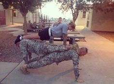 Support Military Muscle shares...... @camcamedic fan photo of the day! US ARMY !