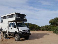 Off Road Camper, Truck Camper, Camper Van, Iveco Daily 4x4, Adventure Campers, Expedition Vehicle, Sprinter Van, Land Rover Defender, Van Life
