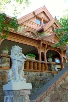 The Molly Brown House Museum is an enduring symbol of the Victorian era in Denver Colorado.