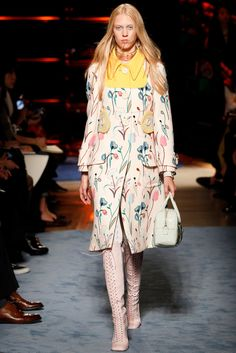 Miu Miu Spring 2014 Ready-to-Wear Fashion Show - Juliana Schurig (Elite)