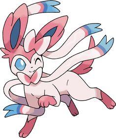 Pokemon X and Y New Fairy Type