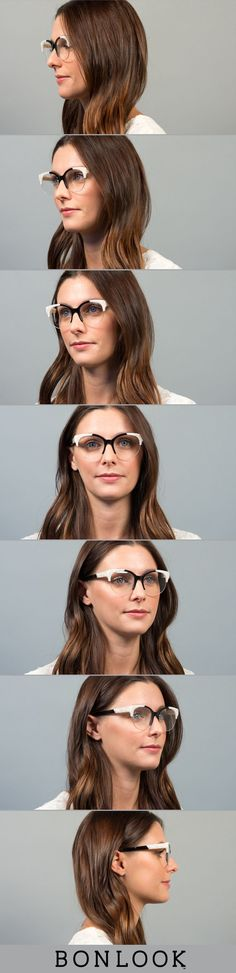 0c9cca0f16 Women s Eyeglasses - Eclipse Light in Onyx Pearl