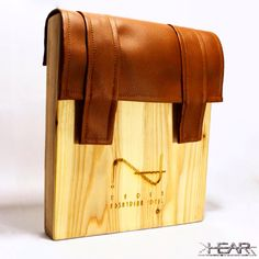 Wood Briefcase Handmade by khearz wood Indonesia Instagram @khearz.wood