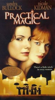 Practical Magic ~ Cute.....It Has Aiden Quinn, So That Alone Made It Worth It!!
