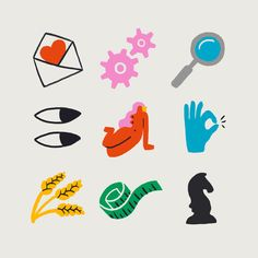 Virgo Emoji Art Print by Aley Hanson - X-Small Pastel Punk, Doodle Tattoo, Self Branding, Weird Creatures, Animation, Psychedelic Art, Illustrations, Japanese Art, Digital Illustration