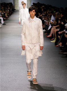 Givenchy SS13 Mens Catwalk Show   F.TAPE   Fashion Directory