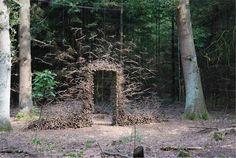 LandArt - волшебное искусство самой природы