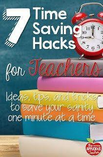 7 Time Saving Hacks