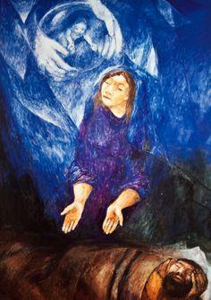 "Magnificat"" by Sieger Köder | Catholic"