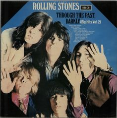 For Sale - Rolling Stones Through The Past Darkly - Square with Hole - Boxed 2nd UK  vinyl LP album (LP record) - See this and 250,000 other rare & vintage vinyl records, singles, LPs & CDs at http://eil.com