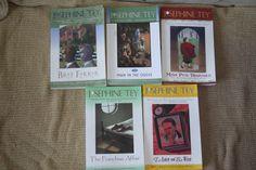 5 Josephine Tey books / Josephine Tey novels by TheKindLady on Etsy