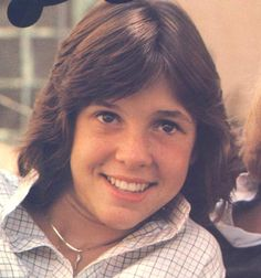 """Kristy McNichol actress from U.S. tv series """"Family"""""""