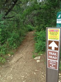 Free Fun in Austin: Hike St. Edward's Trail