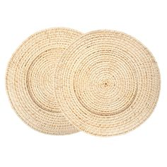 Rattan Charger Natural Set Of 2 now featured on Fab. Kitchen Gadgets, Tech Accessories, Rattan, Den Room, Charger, Rugs, Natural, Excercise, Bamboo