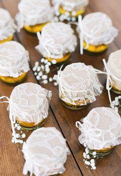 Wedding Favor Ideas We Love,  Beach wedding favors www.loveitsomuch.com