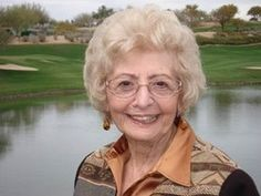 Celia Cohen, the first woman in the state of Kansas to own her own accredited Public Relations Society...