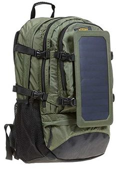 de440490c20 XTPower Hiking Solar Backpack with Removable 7 Wall Solar Panel for Smart  GPS, #backpack