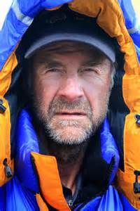 Sir Ranulph Fiennes - British Adventurer/Author cut off his own necrotic fingertips with a fretsaw.    After recovering from a heart attack and undergoing a double heart bypass operation, just four months later, Fiennes completed seven marathons in seven days on seven continents