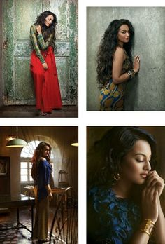 Sonakshi Sinha's editorial photoshoot for Verve India - July 2012 | PINKVILLA