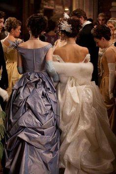 """""""Anna Karenina"""" (2012) -  Costume designer : Jacqueline Durran."""