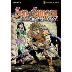 The Daughter of Dagon, Volume 2, Z Graphic Novels / Son of Samson