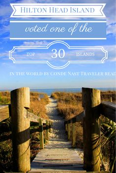 Hilton Head Island is one of the best vacation destinations in the world!