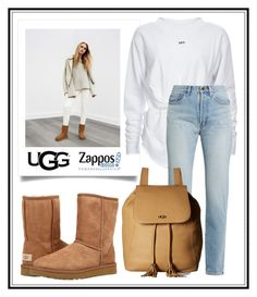 """""""The Icon Perfected: UGG Classic II Contest Entry"""" by khavac ❤ liked on Polyvore featuring UGG, UGG Australia, Yves Saint Laurent, ugg and contestentry"""