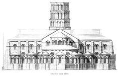 StSerninToulousDB22 - Romanesque architecture - Wikipedia, the free encyclopedia