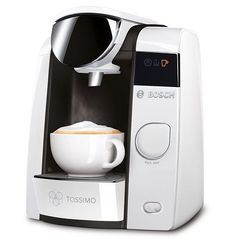 Buy Tassimo By Bosch Joy 2 from the Next UK online shop Tassimo Coffee Pods, Espresso Coffee, Coffee Machine, Keurig, Drip Coffee Maker, Coffee Drinks, Latte, Kitchen Appliances, Hot