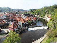 Czeski Krumlov, Czech Republic