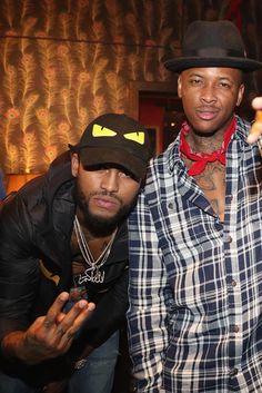 6cfcac45a3f Dave East - Turns up with YG on