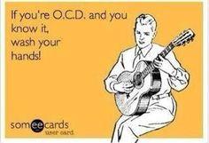 Psych Humor OCD