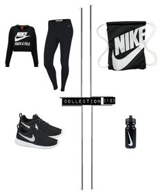 """""""Workout day"""" by creationnation ❤ liked on Polyvore"""