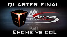 Ehome vs coL Quarter Final Northern Arena BEAT Invitational Highlights D...