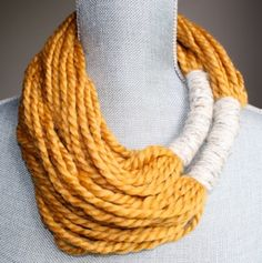 Infinity Colorblock Scarf