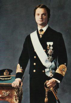 King Carl Gustaf