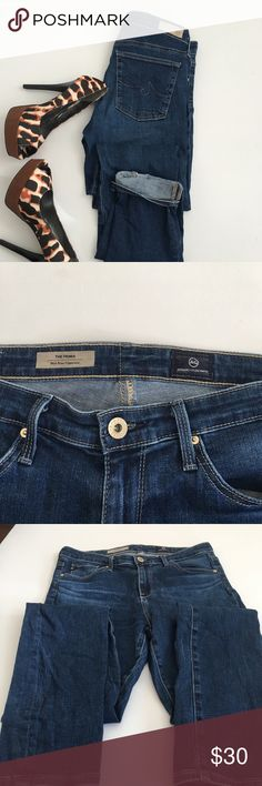 AG jeans Excellent used condition/ NO TRaDES/ measurements upon request/ love the item not the price? Make me an offer 😍/ and don't forget bundle and save some money 😉 AG Adriano Goldschmied Jeans Skinny