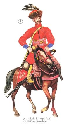 Mounted Székely handgunner, 1650 Freedom Fighters, Knights Templar, Interesting History, Modern Warfare, Eastern Europe, 16th Century, Renaissance, Sword, Fire