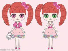 Blythe Doll Ribboneta Wish 2009