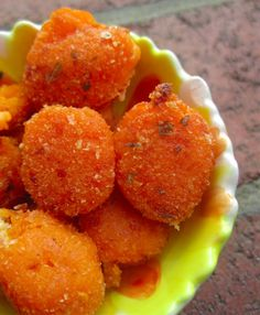 Stephanie Cooks: Toddler Tuesdays: Cheesy Sweet Potato Nuggets