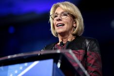 Betsy DeVos Is Scrapping Civil Rights Enforcement, Allowing Schools to Target Black Children For Punishment