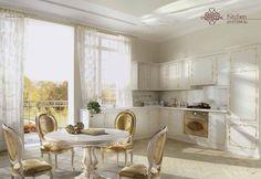 Kompletní vybavení pro kuchyni i jídelnu v luxusním provedení od Angelo Cappellini, více na: http://www.saloncardinal.com/galerie-angelo-cappellini-d61