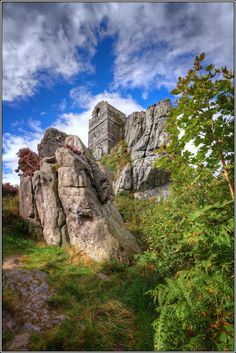 The Rock. Roche, St Austell, Cornwall...