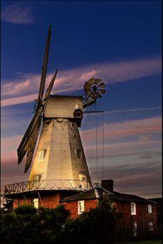 Wind Mill, Willesborough, Ashford, Kent, England