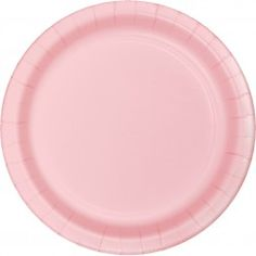 Hugh selection of pink paper and plastic dinnerware. Pink plastic plates, paper plates and napkins at great wholesale prices. Pink Dinner Plates, Pink Plates, Party Plates, Party Tableware, Plates And Bowls, Dessert Plates, Cake Plates, Rosa Desserts, Pink Desserts
